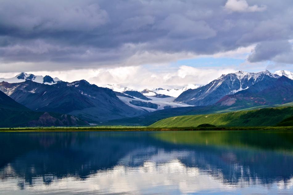 Paxon Glacier