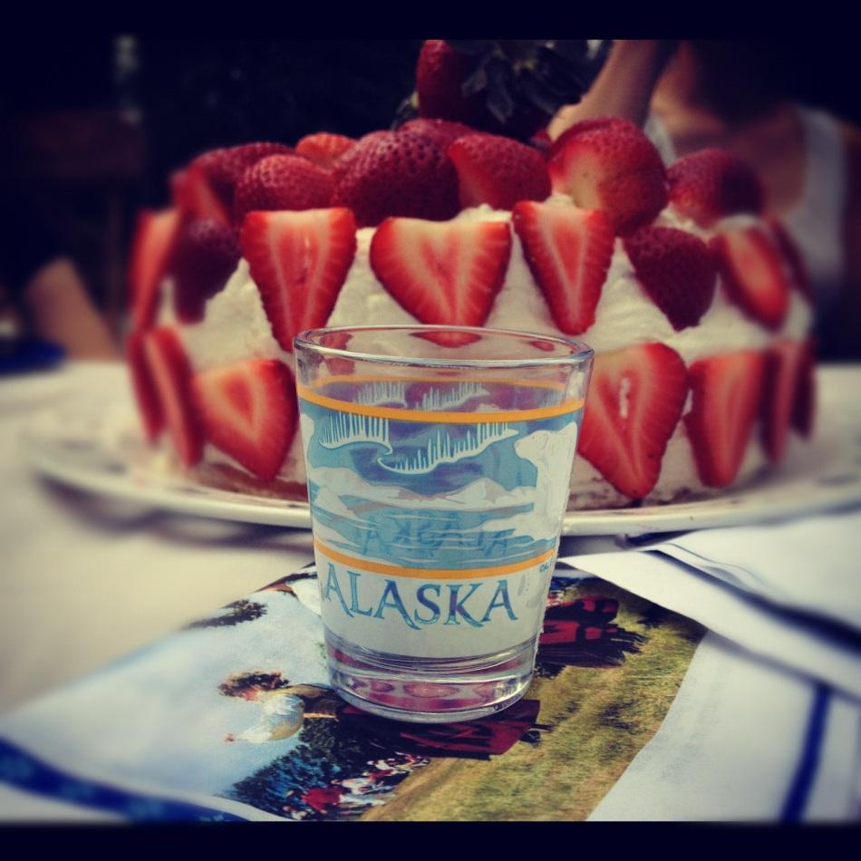 Alaska glass