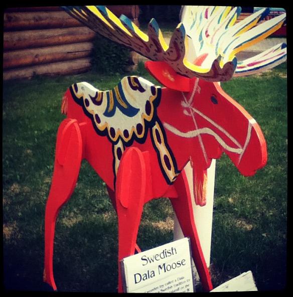 Dala Moose